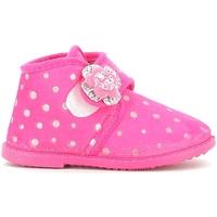 Topánky Deti Papuče Lulu LI220001S Ružová