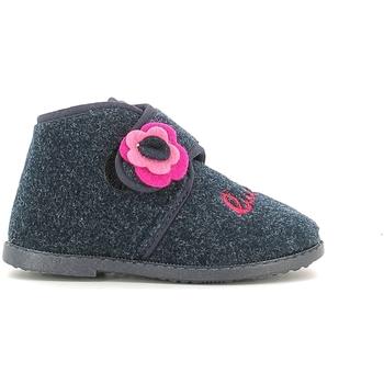 Topánky Deti Papuče Lulu LI230001S čierna
