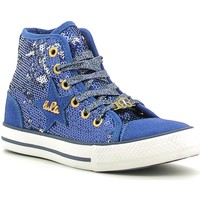 Topánky Dievčatá Členkové tenisky Lulu LV010070T Modrá
