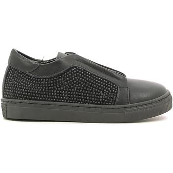 Topánky Deti Slip-on Holalà HS050003L čierna