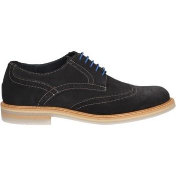 Topánky Muži Richelieu Rogers 8950A Modrá