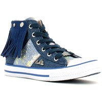 Topánky Dievčatá Členkové tenisky Lulu LV010060T Modrá