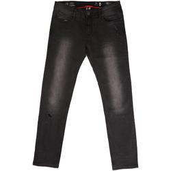 Oblečenie Muži Rovné Rifle  Gaudi 721BU26044 čierna