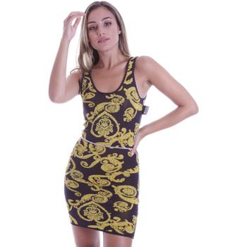 Oblečenie Ženy Krátke šaty Versace B4HVB81050414KA9 čierna