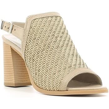 Topánky Ženy Sandále Keys 5427 Béžová