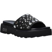 Topánky Ženy Šľapky Cult CLE104329 čierna