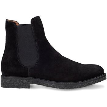 Topánky Muži Polokozačky Docksteps DSE105994 čierna