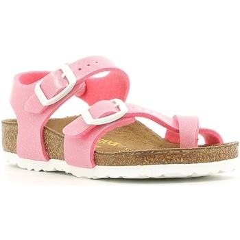 Topánky Dievčatá Sandále Birkenstock 371603 Ružová