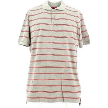 Oblečenie Muži Polokošele s krátkym rukávom City Wear THMR5201 Šedá
