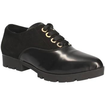 Topánky Ženy Derbie Byblos Blu 6MBS41 čierna