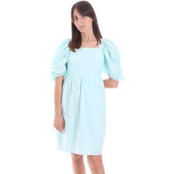 Oblečenie Ženy Krátke šaty Fracomina F321SD1004W40001 Modrá