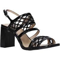 Topánky Ženy Sandále Apepazza S0MONDRIAN08/PAT čierna