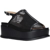 Topánky Ženy Sandále Apepazza S0CHER04/NET čierna