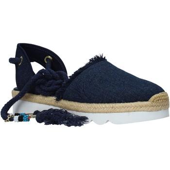 Topánky Ženy Espadrilky Manila Grace S617DU Modrá