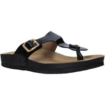 Topánky Ženy Žabky Docksteps DSE105459 čierna