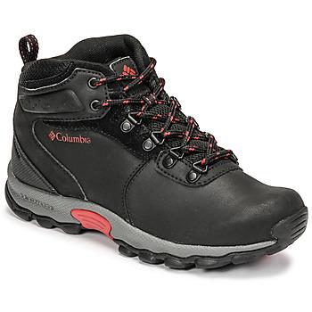Topánky Deti Turistická obuv Columbia YOUTH NEWTON RIDGE Čierna