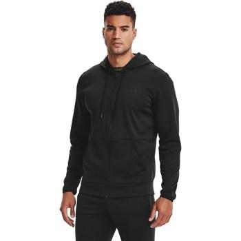 Oblečenie Muži Mikiny Under Armour AF FZ Hoodie Čierna