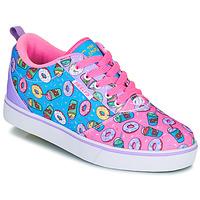 Topánky Deti Kolieskové topánky Heelys PRO 20 Ružová / Levanduľová / Modrá