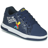 Topánky Deti Kolieskové topánky Heelys SPLIT Modrá