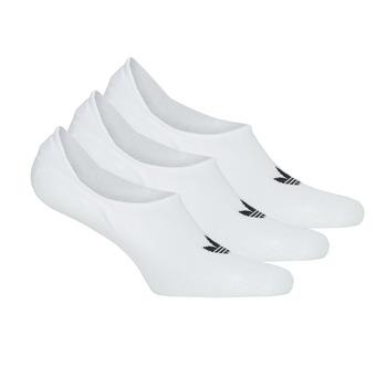 Spodná bielizeň Kotníkové ponožky adidas Originals LOW CUT SOCK X3 Biela