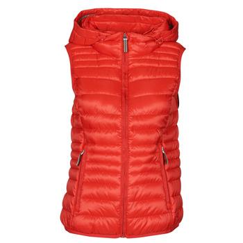 Oblečenie Ženy Vyteplené bundy Esprit LEMARA Červená