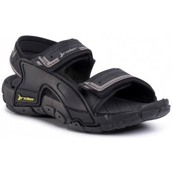 Topánky Deti Sandále Rider TENDER XI KIDS 82817 Čierna