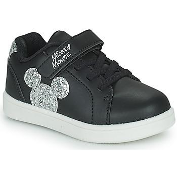 Topánky Deti Nízke tenisky Disney MICKEY Čierna