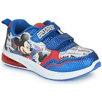 Topánky Chlapci Nízke tenisky Disney MICKEY Modrá