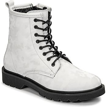 Topánky Ženy Polokozačky Fericelli PARMA Biela