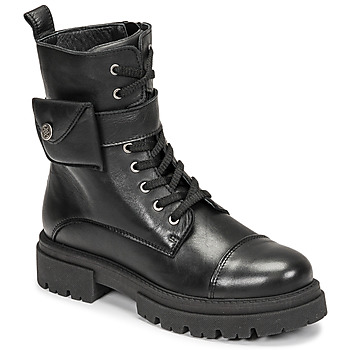 Topánky Ženy Polokozačky Fericelli PERNILLE Čierna