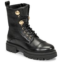 Topánky Ženy Polokozačky Fericelli PADOUE Čierna