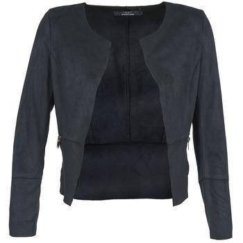 Oblečenie Ženy Kožené bundy a syntetické bundy Only KIM Námornícka modrá