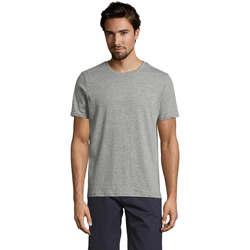 Oblečenie Muži Tričká s krátkym rukávom Sols Mixed Men camiseta hombre Gris