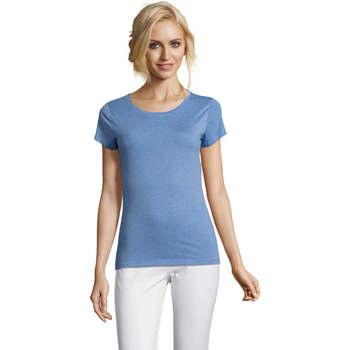 Oblečenie Ženy Tričká s krátkym rukávom Sols Mixed Women camiseta mujer Azul