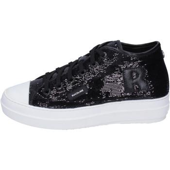 Topánky Ženy Členkové tenisky Rucoline BH358 Čierna