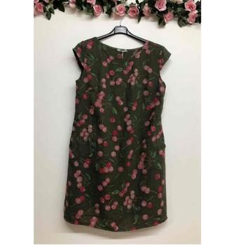 Oblečenie Ženy Krátke šaty Fashion brands CERISIER-1533-KAKI Kaki