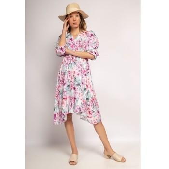 Oblečenie Ženy Krátke šaty Fashion brands 9471-ROSE Ružová