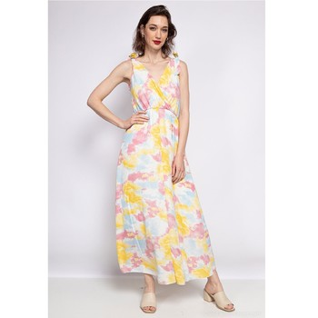 Oblečenie Ženy Krátke šaty Fashion brands R185-JAUNE Žltá