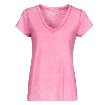 Oblečenie Ženy Blúzky Fashion brands 029-COEUR-FUCHSIA Fuksiová