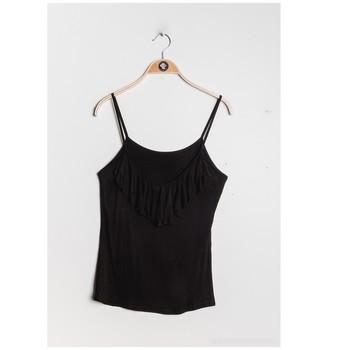 Oblečenie Ženy Blúzky Fashion brands D852-BLACK Čierna