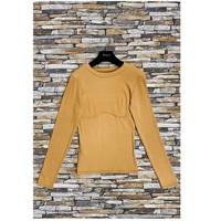Oblečenie Ženy Blúzky Fashion brands HD-2813-N-BROWN Hnedá