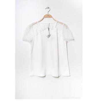 Oblečenie Ženy Blúzky Fashion brands K5518-WHITE Biela