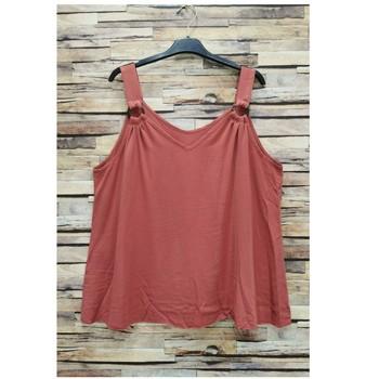 Oblečenie Ženy Blúzky Fashion brands 3841-RASPBERRY Ružová