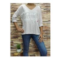 Oblečenie Ženy Blúzky Fashion brands 21052-PINK Ružová