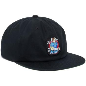 Textilné doplnky Muži Šiltovky Huf Cap chun-li snapback hat Čierna
