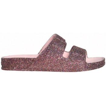 Topánky Deti Šľapky Cacatoès Trancoso Ružová