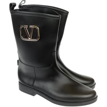 Topánky Ženy Gumaky John-C Dámske čierne gumáky VERANDI čierna