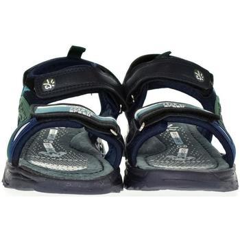 Topánky Deti Sandále Bessky Detské modré sandále  CODY tmavomodrá