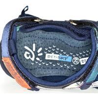 Topánky Deti Sandále Bessky Detské modré sandále  CLARK tmavomodrá