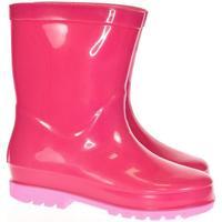 Topánky Chlapci Gumaky Bbs Detské ružové gumáky BINI ružová